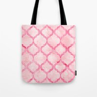 morocco Tote Bags featuring Morocco by Tayler Willcox
