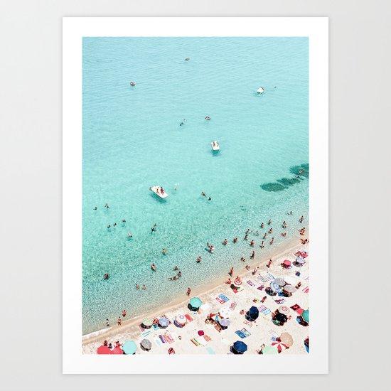 Beach Day by katypie