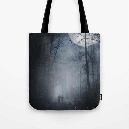 moon walkers Tote Bag