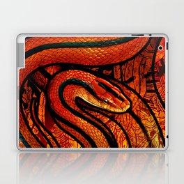 Thai Red Mountain Racer Laptop & iPad Skin