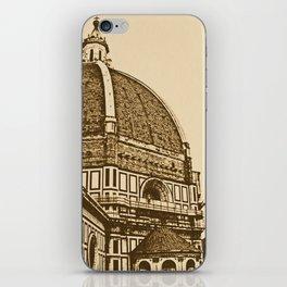 Il Duomo di Firenze iPhone Skin