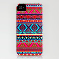 Aztec Style iPhone (4, 4s) Slim Case