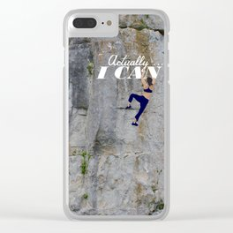 Actually . . . I CAN Clear iPhone Case