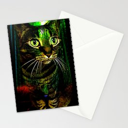 Cat Models 01- Chazzie Stationery Cards