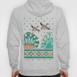 Lotus and Papyrus Hoody