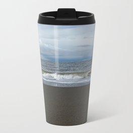 Spring morning in Aberystwyth Metal Travel Mug