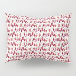 Strawberries Pillow Sham