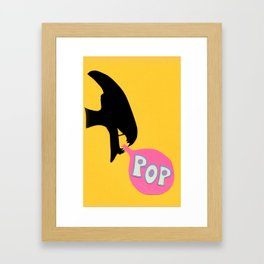 xenopop Framed Art Print