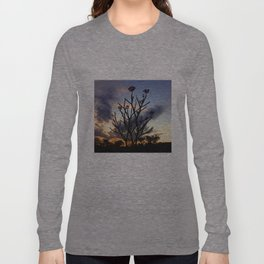 Flor de los Ancianos Long Sleeve T-shirt