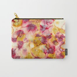 Nature's Grace - Alcohol ink painting Carry-All Pouch
