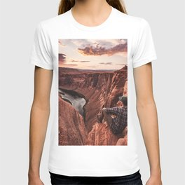 on top of the rock T-shirt