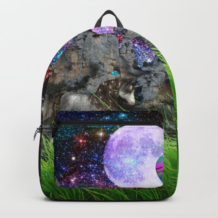 dreaming planet Backpack