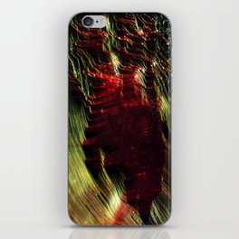 blooddrnggnrtv iPhone Skin