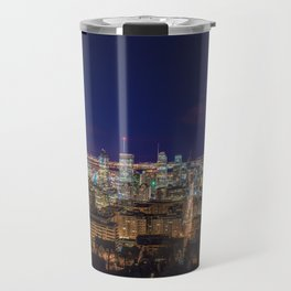Montreal Nightlights Travel Mug