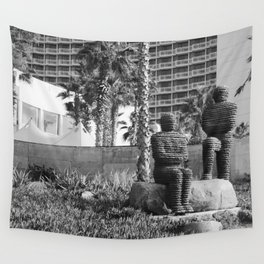 statue Wall Tapestry