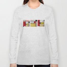 Mondrian's News Long Sleeve T-shirt