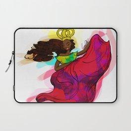Reina Congo - Congo Queen Laptop Sleeve