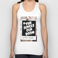 The Jungle Fun Room: Initiation Artwork Unisex Tank Top