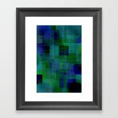 Digital#7 Framed Art Print