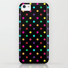 Polka Dot G131 iPhone 5c Slim Case
