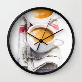 Coffee Wall Clock