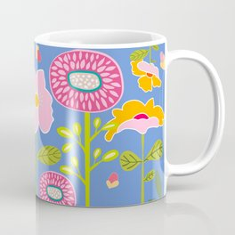 Buds and Blooms Coffee Mug