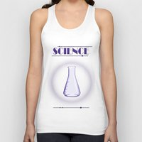 science Tank Tops featuring Science! by ObeyMyBrain
