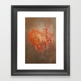 Wounds Framed Art Print