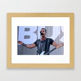 Rossdale/Bush Framed Art Print