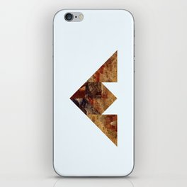 COAL MOUNTAIN iPhone Skin