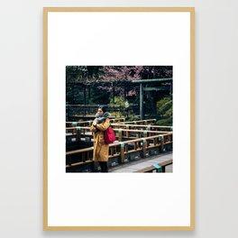 tokyo II Framed Art Print