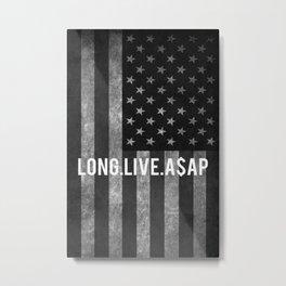 Long Live ASAP Metal Print