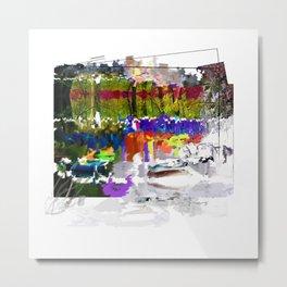 1231 lake Metal Print