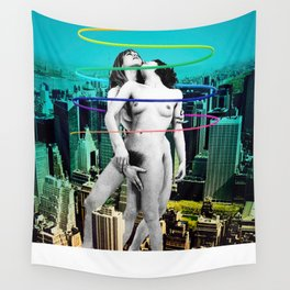 Sex in the City Wall Tapestry
