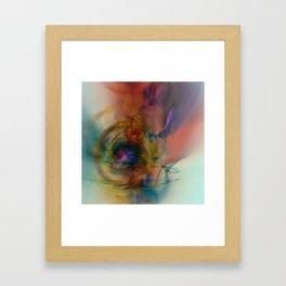 Irius 67 Framed Art Print