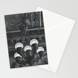 Darkened Light Stationery Cards