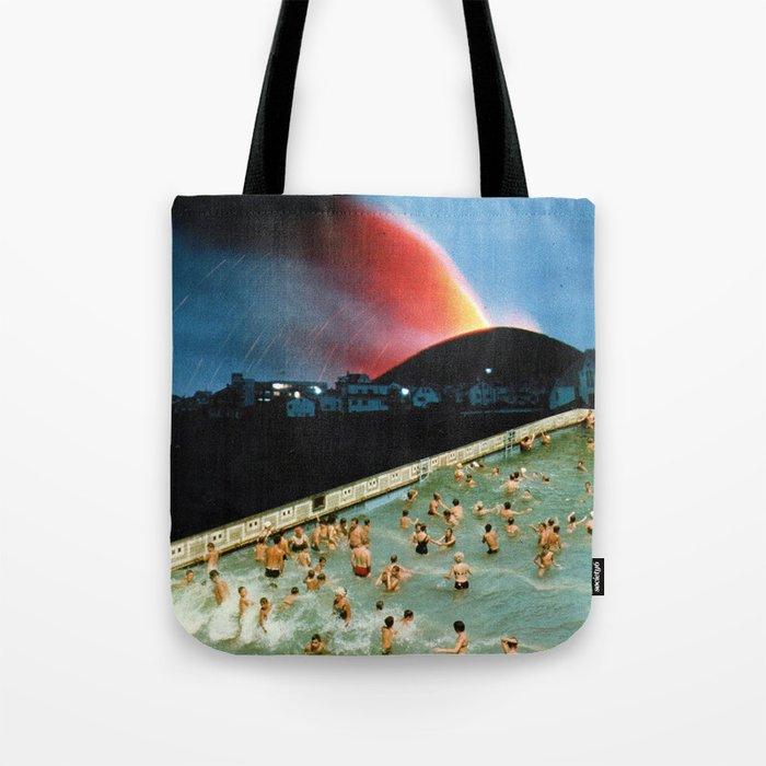 Quantum Leap Space Tote Bag