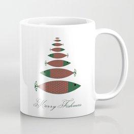 Merry Fishmas Coffee Mug