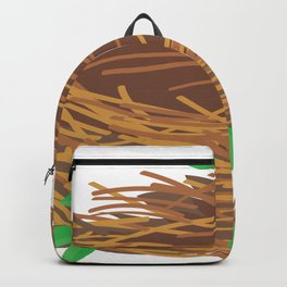 empty nest Backpack