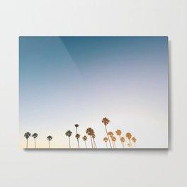 Palm Lovin' XL Metal Print