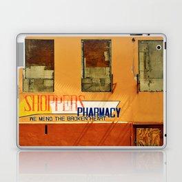 Shoppers Pharmacy - We Mend the Broken Heart Laptop & iPad Skin