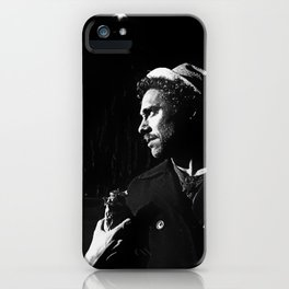 Mike Johnston in the Mission | 2012 iPhone Case