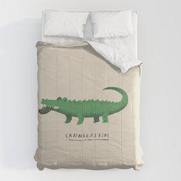 croc cannibalism Comforters