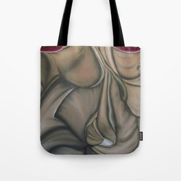 Dark side of Datura Tote Bag