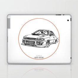 Crazy Car Art 0195 Laptop & iPad Skin