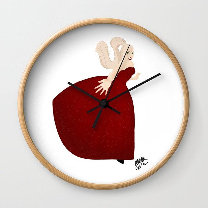 Take my Hand Wall Clock