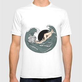 Sail to sea T-shirt