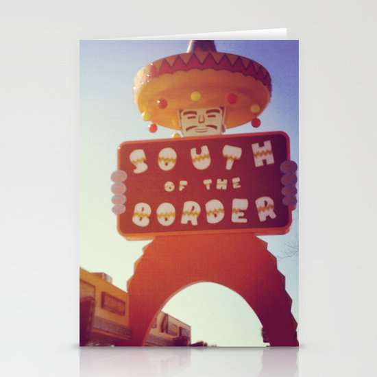 South Of the Border! Stationery Cards