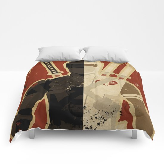 Blood Brothers Comforters