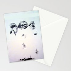 Eyes n' Mouths Stationery Cards
